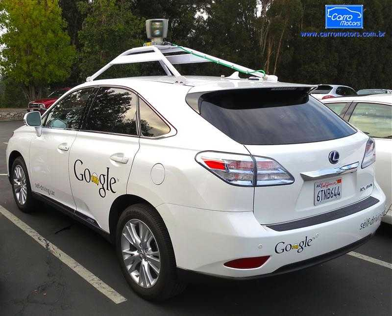 O carro autônomo do Google