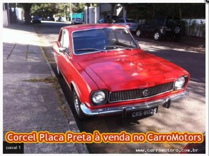 Corcel 1 à venda no CarroMotors