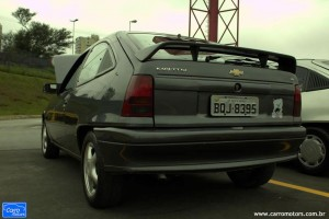 1º Encontro Club Kadett Ipanema Extra Anchieta SBC SP - 08-11-2015