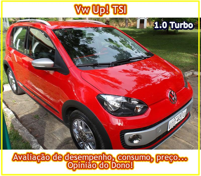 vw up tsi 1 0 turbo na opini o do dono carromotors. Black Bedroom Furniture Sets. Home Design Ideas
